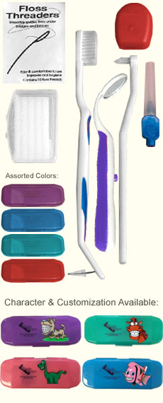 Orthodontic Home Care Kit