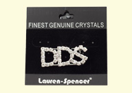Dental Jewelry: DDS Pin