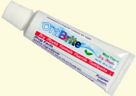Dry mouth toothpaste, mint flavor with Xylitol