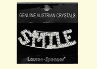 Dental Jewelry: SMILE Pin